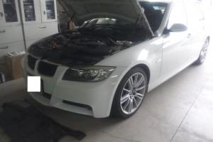 E90 エンジン不調 チェックランプ点灯       豊田市 BMW修理