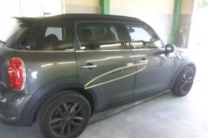 BMW板金塗装  クロスオーバー&X1    板金塗装 豊田市
