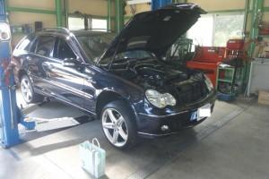BMW E90 ブレーキメンテナンス    BMW修理 豊田市