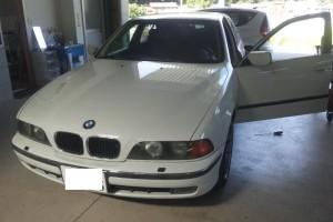 BMW X5&E39  ドアが開かない     BMW修理 豊田市