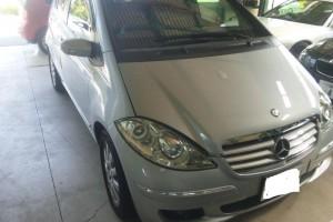 W169エンジン不調   ベンツ修理 豊田市