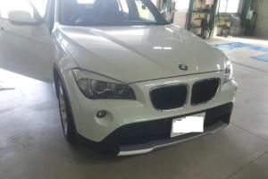 BMW X1 キーフリーでドアが開かない    豊田市 BMW修理