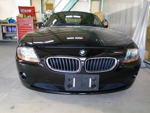 BMW Z4 ドアミラー鏡 脱落 ヘッドライト曇り など