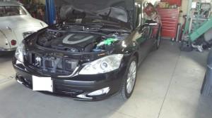 ベンツ W221エンジンかからなくなる & W169エンジンチェック点灯   ベンツ修理 豊田市