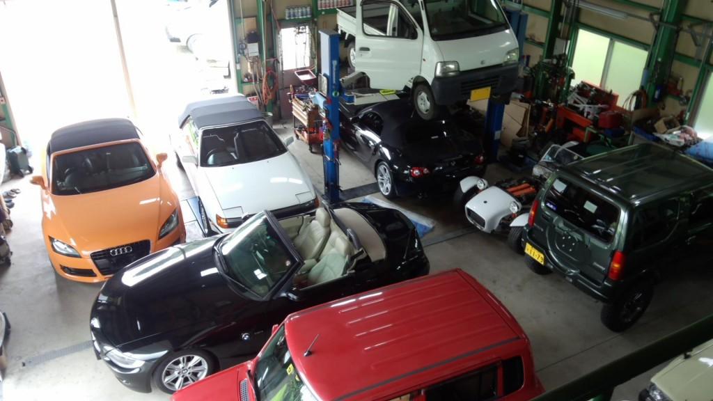 BMW E90 マニュアルシフトモード動かない など         豊田市 BMW修理
