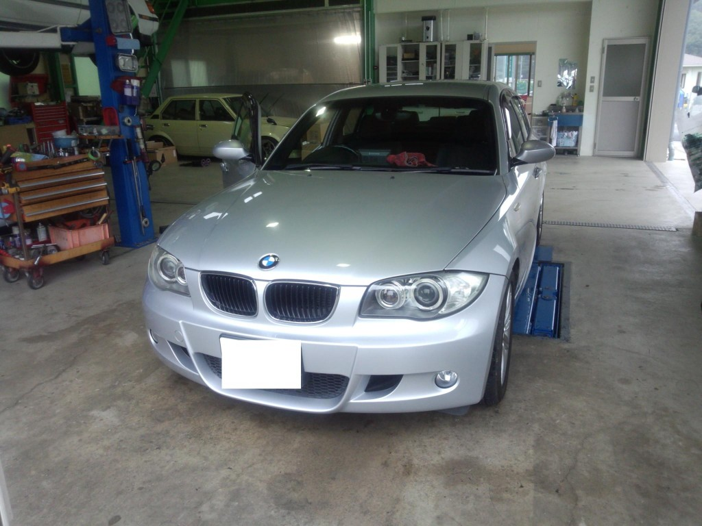 BMW マニュアルシフトモード切り替わらない など              豊田市 BMW修理