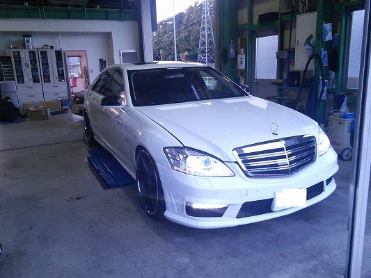 車検 修理 いろいろ ばたばたした1週間(^_^;)