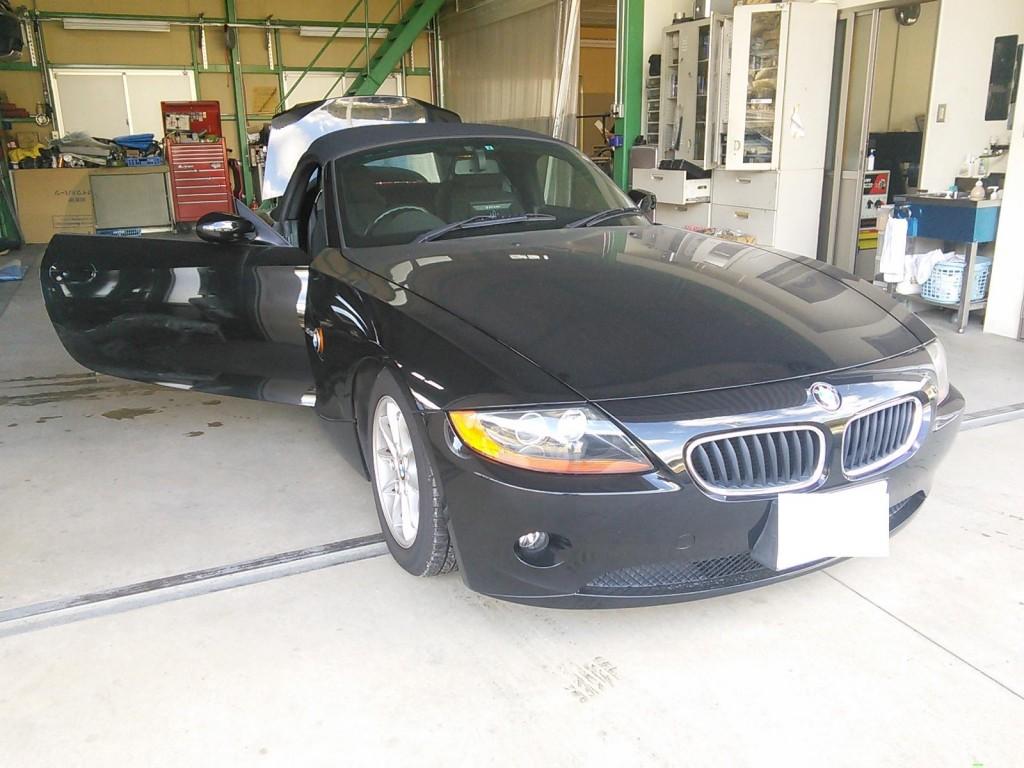 BMW  バッテリー交換  交換後、診断機にて交換登録が必要  AUTEL マキシスにて登録