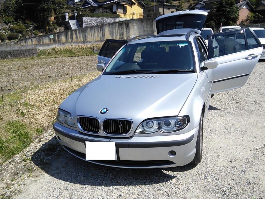 BMW  アウディ 緊急レッカー入庫  任意保険のワンポイントアドバイス