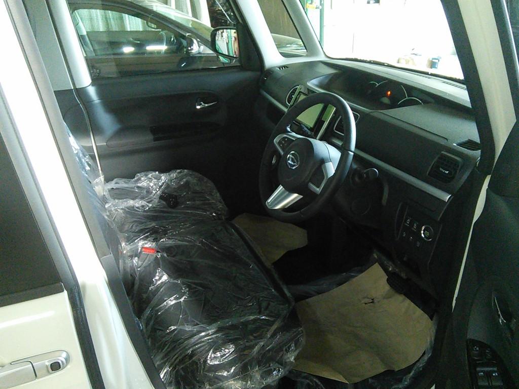 新車タント納車 中古アウディA3 他 ご成約ありがとうございます