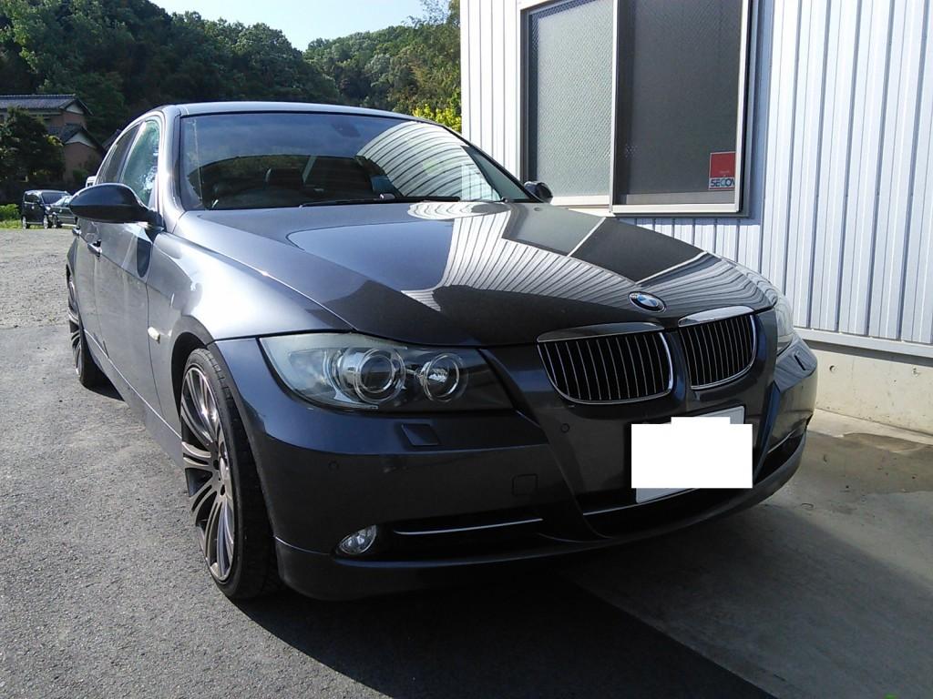 BMW 335 加速息継ぎ エンジン不調