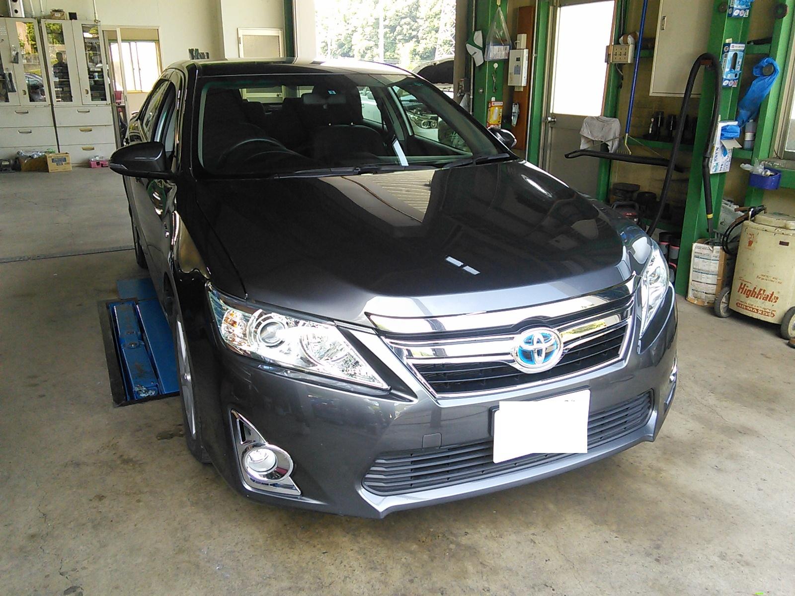 国産車 車検 点検 修理 いろいろ      藤井自動車 豊田市