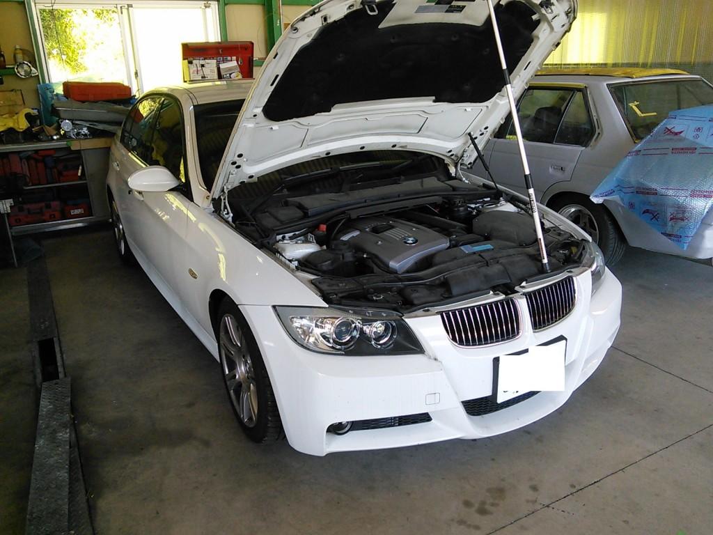 BMW E90 運転席ドアあかない ドアロック不良 ウインカー切れない など