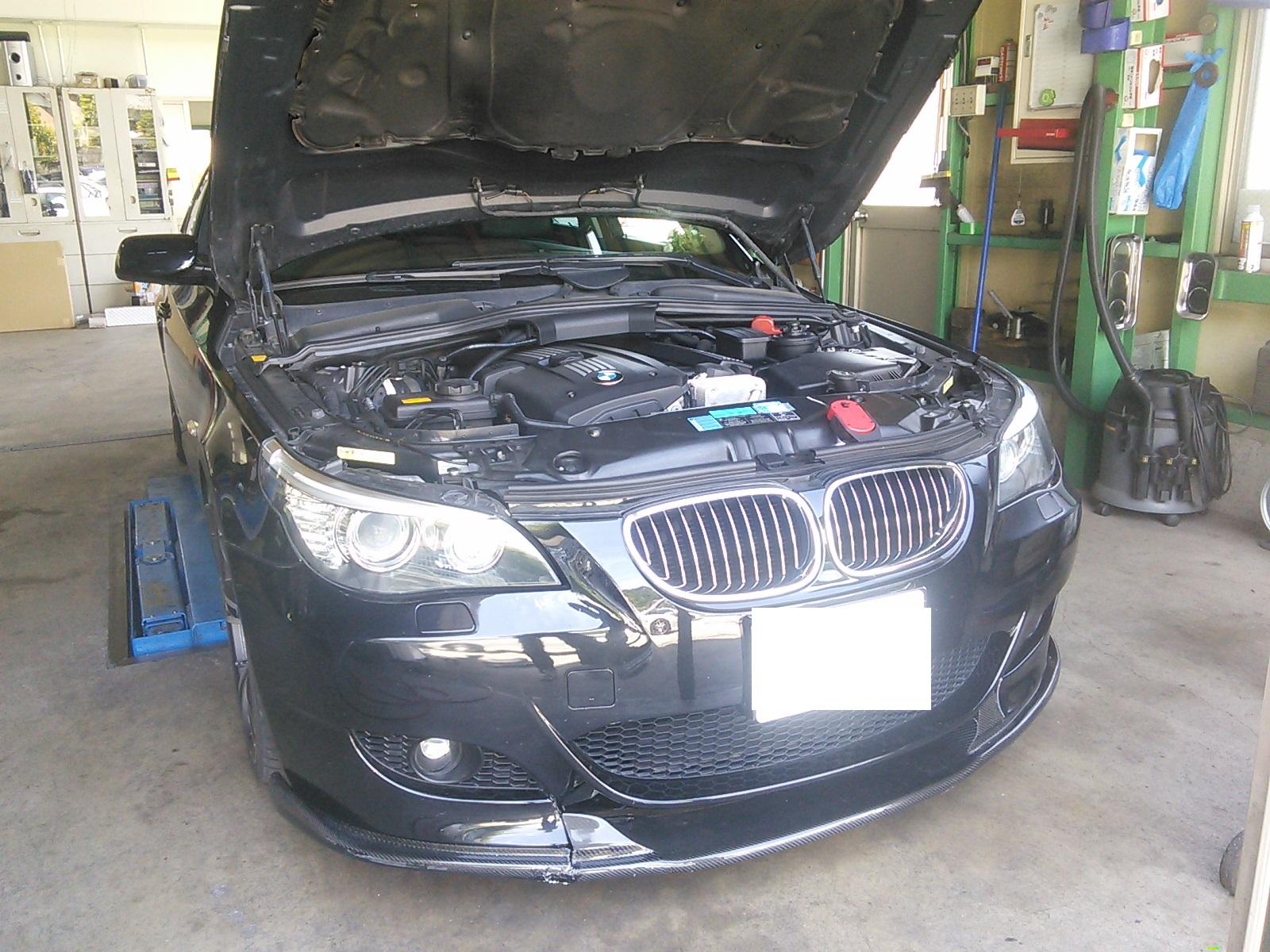 BMW オートマチック不調 ATトラブルはいろんなケースがあります