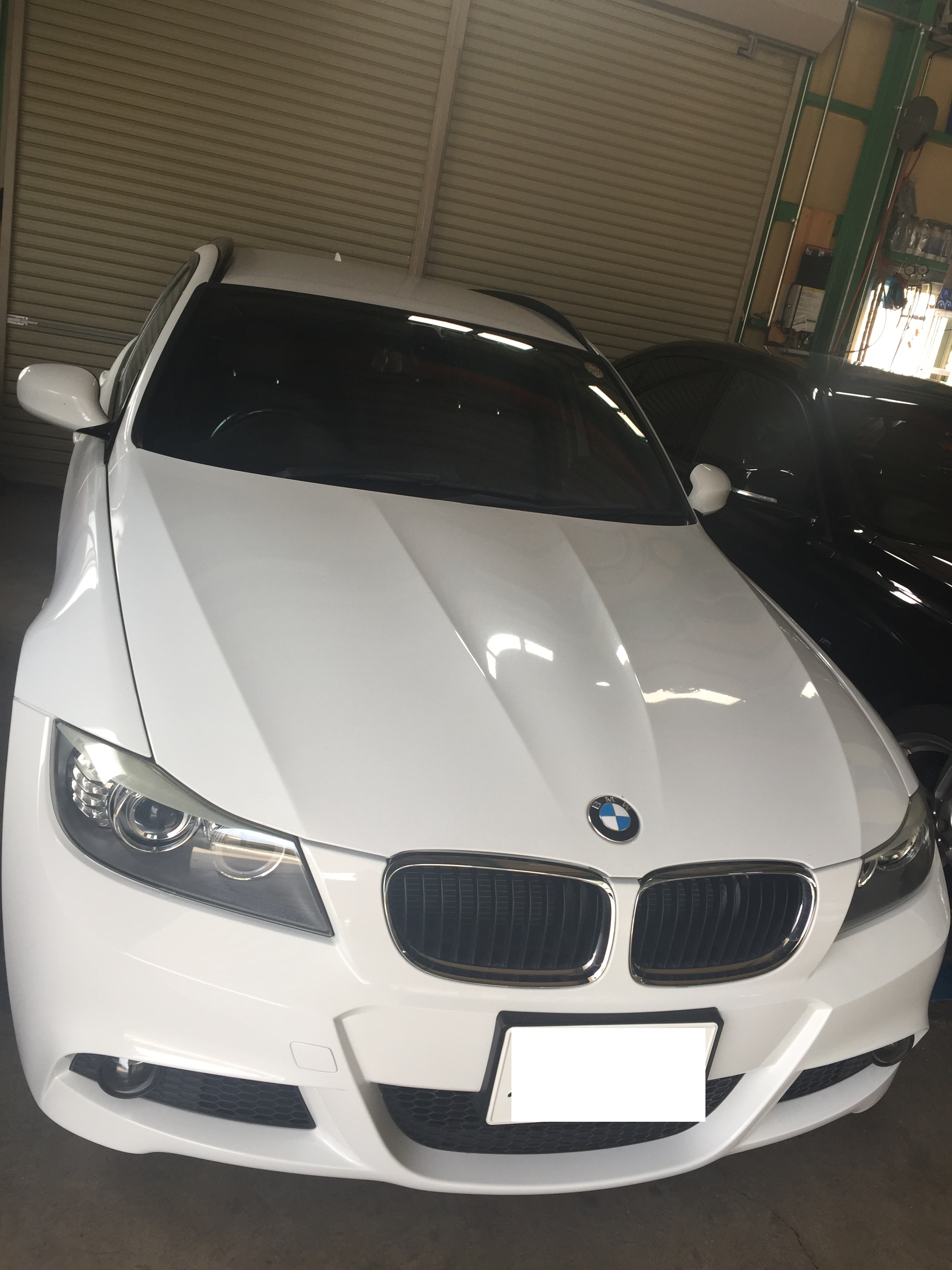 BMWオイル漏れ修理        BMW修理 豊田市