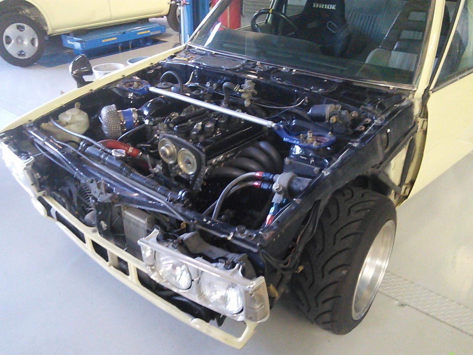 70 カローラ やっと完成 その他おまけの旧車たち  豊田市  板金塗装