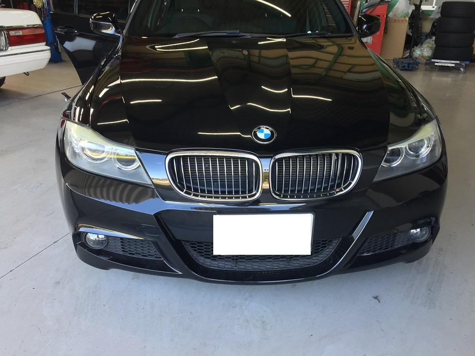 BMW 3シリーズ ウインドウレギュレーター交換